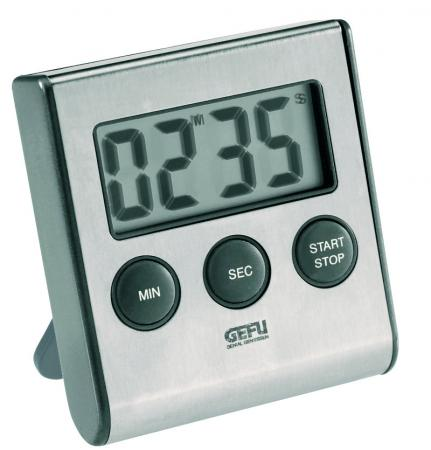 Digital-Timer - Küchenuhr - GEFU CONTARE