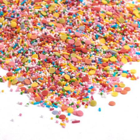 MHD 30.03.21 - Birthday Parade - Streusel Mix - Happy Sprinkles