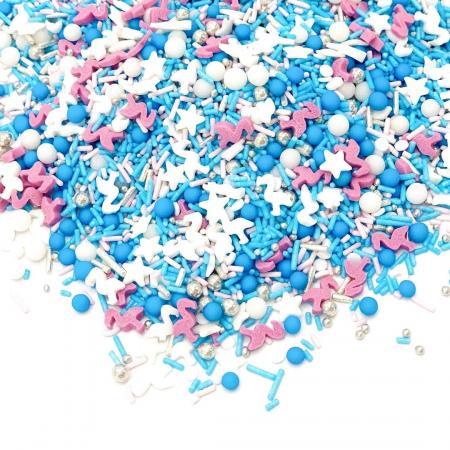 Flamingo Fiesta - VEGAN - Streusel Mix - Happy Sprinkles