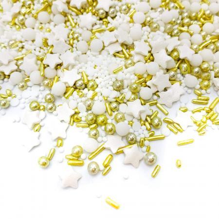 Golden Dust - VEGAN - Streusel Mix - Happy Sprinkles