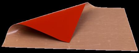 Dauerbackfolie mit Silikon - Antirutsch