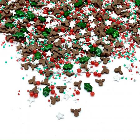 Red Nose - Streusel Mix - Happy Sprinkles