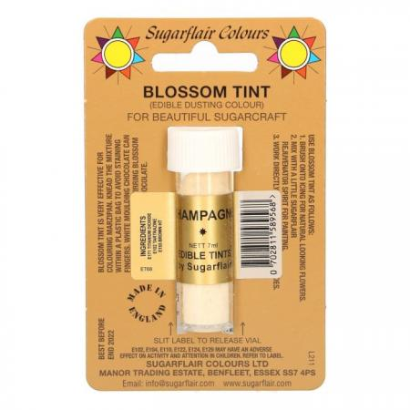 Puderfarbe - Sugarflair Blossom Tint - Champagne - Champagner