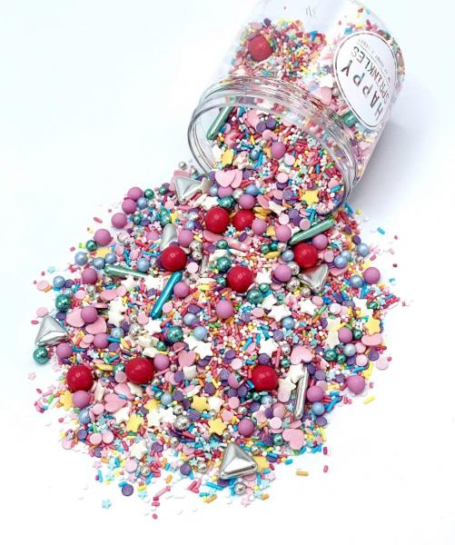 Colour Up Streuselmix von Happy Sprinkles aus der Dose 90g